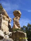 Image for Cedar Hill balenced rock