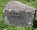 Image for Waits Cemetery - Owego, NY