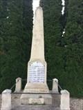 Image for Monument aux Morts - Montroy, Nouvelle Aquitaine, France