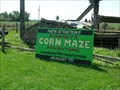 Image for Downey's Corn Maze Adventure