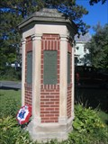 Image for Claverack, NY WWI and WWII Memorial