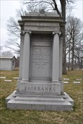 Image for Charles Warren Fairbanks - Indianapolis, Indiana