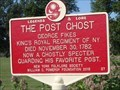 Image for The Post Ghost - Fort Ontario, Oswego, NY