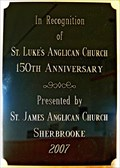 Image for St. Luke's Anglican Church - 150 Years - Liscomb, NS