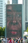 Image for Crown Fountain, Millenium Park - Chicago, Illinois