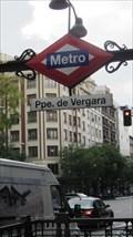 Image for Príncipe de Vergara (Madrid Metro) - Spain