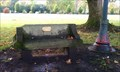Image for Robert Frost Bench - Corvallis, OR