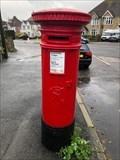 Image for Victorian Pillar Box - Wood Avenue - Folkestone - Kent -UK