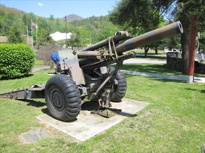 Another Howitzer View, Cherokee, NC