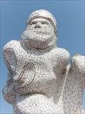 Image for Captain Scott - Memorial - Cardiff Bay, Wales, Great Britain.