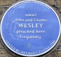 Image for John and Charles Wesley - West Street, London, UK