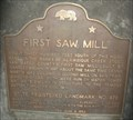Image for FIRST - Saw Mill in San Mateo County - Woodside, CA