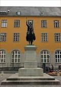 Image for Reiterstandbild für König Ludwig I., Domplatz, Regensburg - Bavaria / Germany
