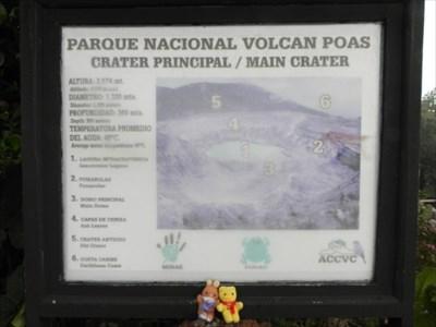 Max & Tibärius at Poas Volcano, Costa Rica