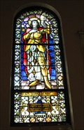 Image for St Vincent De Paul Church Stained Glass - Petaluma, CA