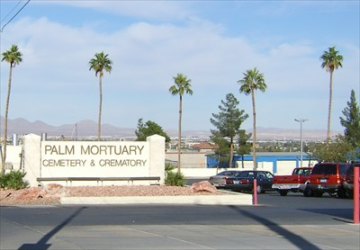Palm Cemetery And Mortuary Las Vegas Nv Worldwide Cemeteries On Waymarking Com