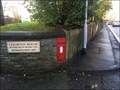 Image for Wall mounted Post Box, Milkstone Road/Letchworth Ave, Rochdale. UK