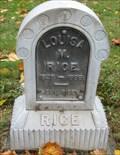 Image for Rice - Hartsgrove Cemetery - Hartsgrove, Ohio