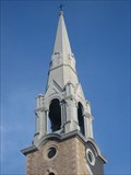 Image for Sacred Heart of Jesus Parish Steeple - Webster, MA