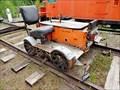 Image for Canadian National Railway Speeder 13980 - Valemount, BC