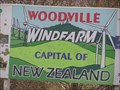 Image for Welcome to Woodville. Manawatu. New Zealand.