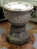 Image for Baptismal Font - Santa Maria in Cosmedin - Roma, Italy