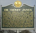 Image for Dr. Henry Janes - Waterbury