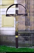 Image for Cross at the Church of St. James the Greater / Kríž u kostela Sv. Jakuba Vetšího - Jicín (East Bohemia)