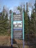 Image for Historic Apostolic Lutheran Church – Embarrass, MN
