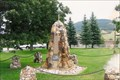 Image for Monument to a Scalped Pony Rider - Sturgis, SD