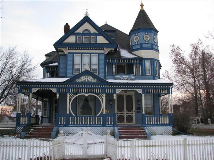 A. Taylor Ray House - Gallatin, Missouri - Victorian Style ...  A. Taylor Ray H...