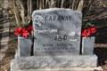 Image for Rancher -- Wade Caraway -- Hamilton Cemetery, Hamilton TX