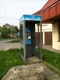 Image for Payphone / Telefonní automat  -  Radostín nad Oslavou, okres Ždár nad Sázavou, CZ