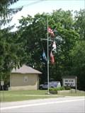 Image for Royal Canadian Legion Branch 424 Flag Pole - Bala, Ontario, Canada