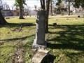 Image for Robert B. Munger - Evergreen Cemetery - Houston, TX
