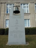 Image for Courthouse Clock Bell Memorial - Anadalusia, AL