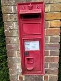 Image for Victorian Wall Post Box - Beamond near Amersham - Buckinghamshire - UK
