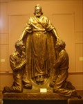 Image for John the Baptist with Joseph Smith & Oliver Cowdery - Fairview Museum of History and Art - Fairview, UT, USA