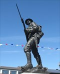 Image for WW1 Soldier -  Holywood, Belfast, Northern Ireland.