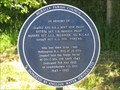 Image for Mursley Water Tower Blue Plaque - Whaddon Road, Mursley, Buckinghamshire, UK