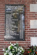 Image for Memorial Stone Bombardment on site - Enkhuizen, The Netherlands