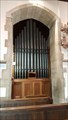 Image for Church Organ - St Mary-in-the-Elms - Woodhouse, Leicestershire