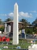 Image for Washington Monument - Legoland FL - Lake Wales.