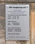 Image for 92,43 m ü.NN - GPS-Vergleichspunkt— Hildesheim, Germany