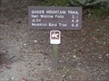 Image for Gabes Mountain Trail (Cosby Road end) - Great Smoky Mountains National Park, TN