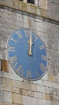 Image for Church Clock - St Botolph and St John The Baptist - Croxton Kerrial, Leicestershire