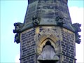 Image for Holy Rood Church, Barnsley, UK. Showing Chimeras