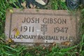 "Image for Joshua ""Josh"" Gibson - Pittsburgh, Pa."