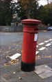 Image for Victorian Post Pillar Box - Archer Road, Penarth, Wales, UK