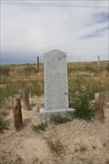 Image for Cheyenne-Black Hills Trail -- W of Ft Laramie WY